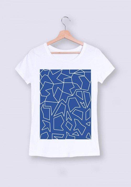 Verre brisé - T-shirt Femme