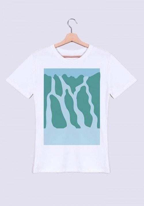Cascade - T-shirt Homme