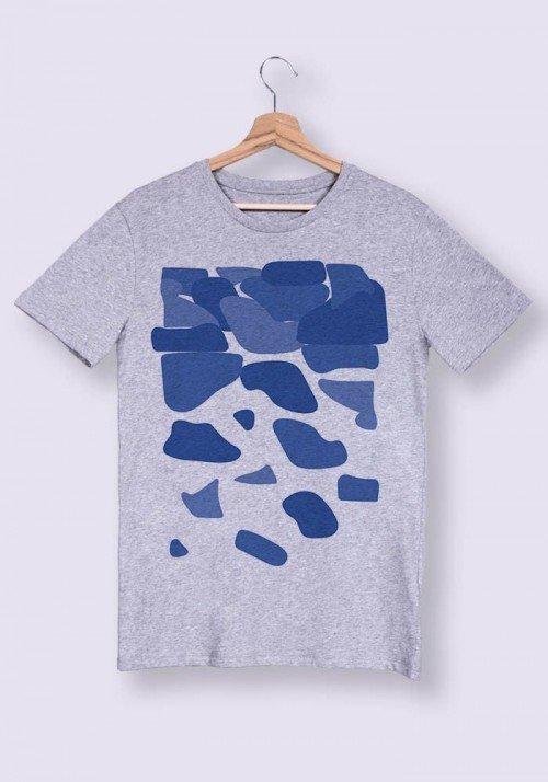 Ciel d'hiver - T-shirt Homme