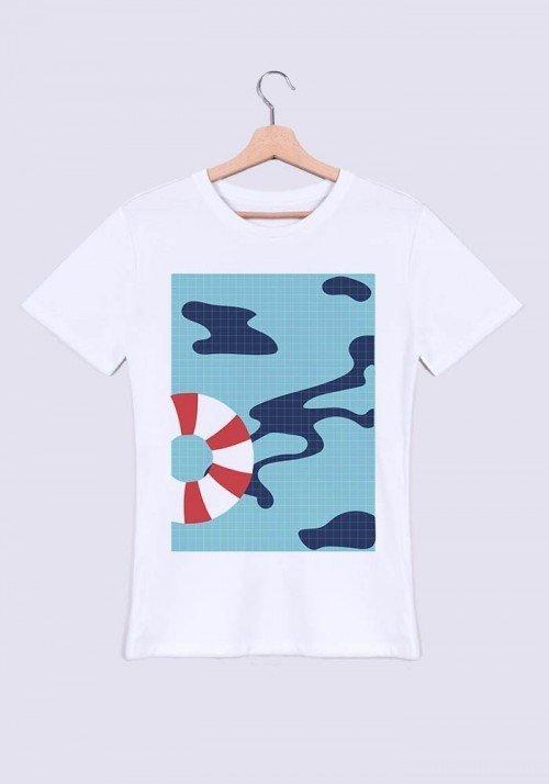 Piscine - T-shirt Homme