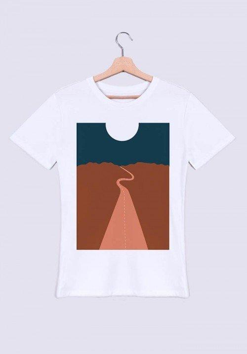 Plaine des sables nuit - T-shirt Homme