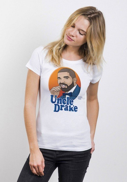 Uncle Drake - T-shirt Femme