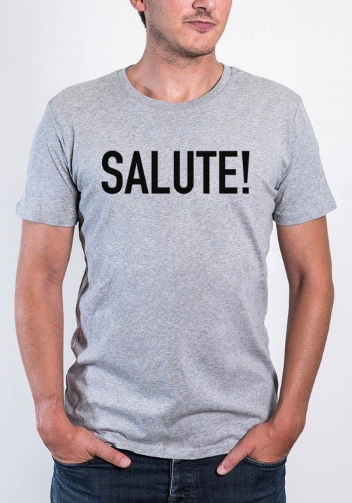 Salute - T-shirt Homme