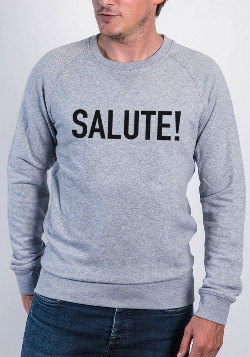 Salute - Sweat Homme