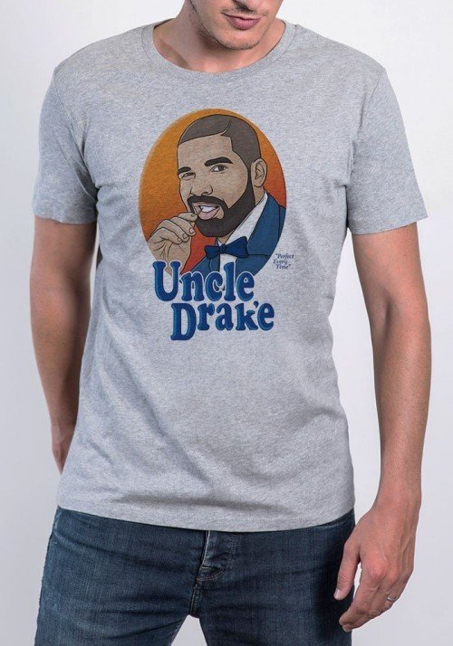 Uncle Drake - T-shirt Homme