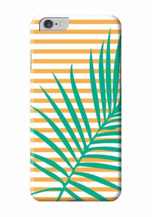 Palmier crépuscule - Coque smartphone