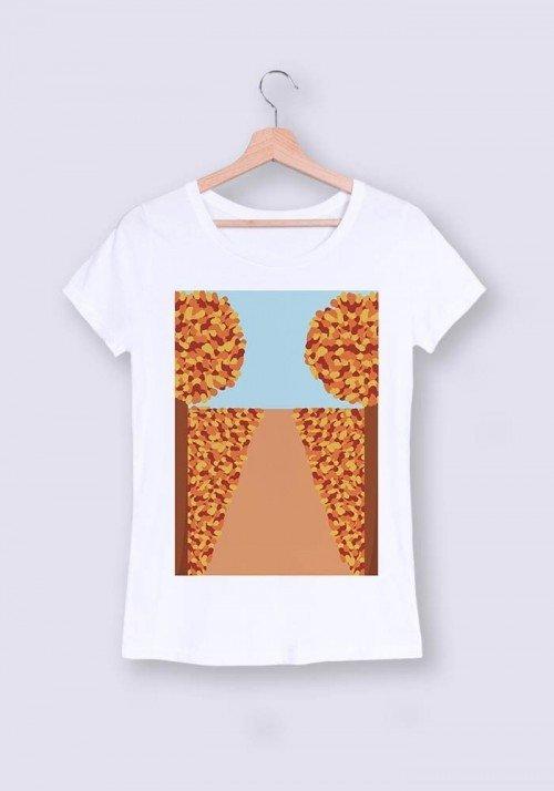 Automne - T-shirt Femme
