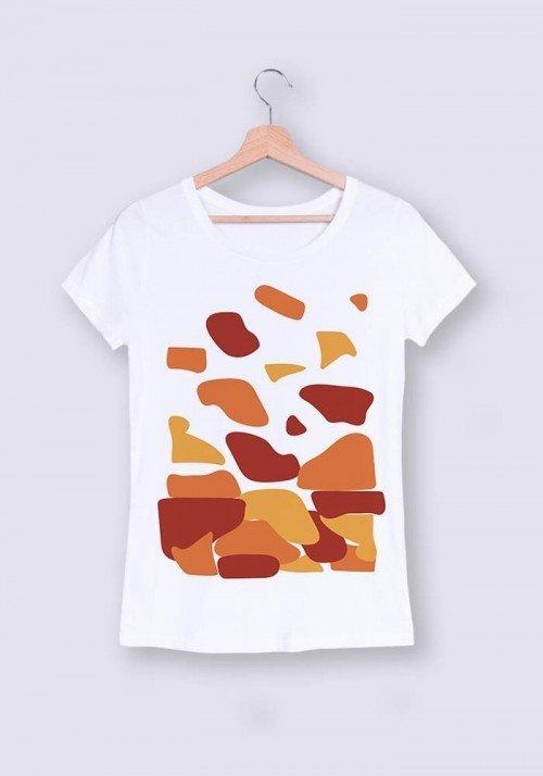 Sol d'automne - T-shirt Femme