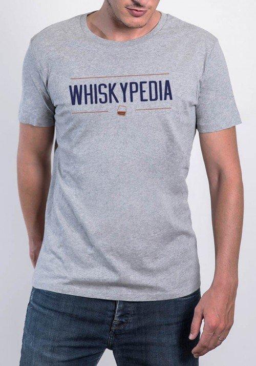 Wiskypédia - T-shirt Homme