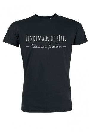 Lendemain de fête - T-shirt noir Homme