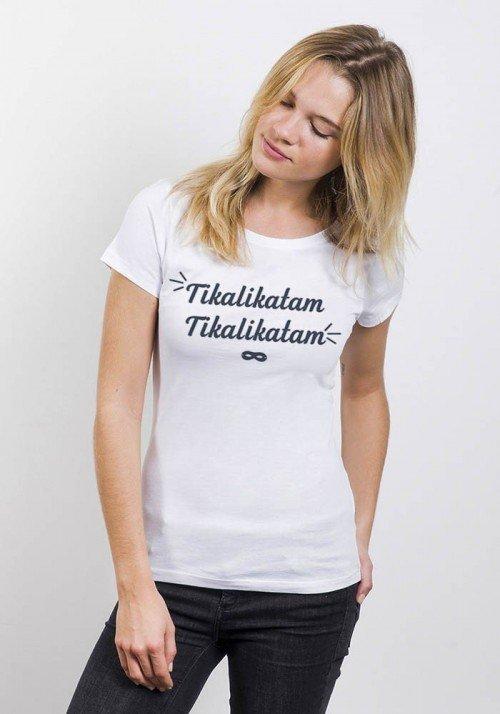 Tikalikatam - T-shirt femme