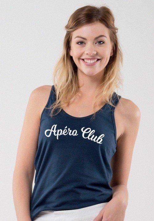 Apéro club Débardeur Femme