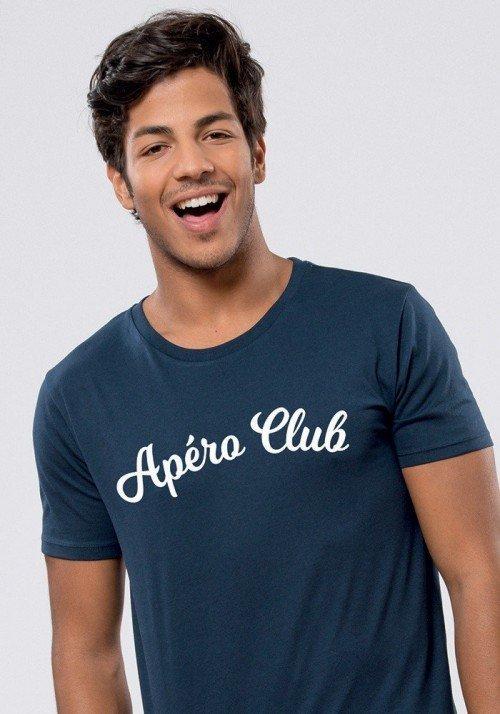 Apéro club T-shirt Homme