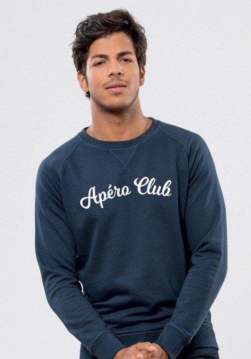 Apéro club Sweat Homme