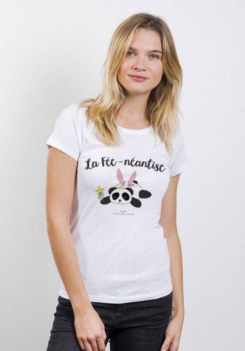 la fée néantise  T-Shirt Femme Col Rond