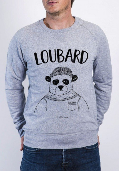 loubard Sweat Homme