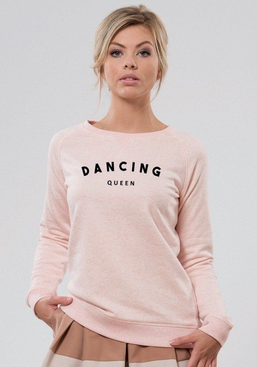 Dancing queen Sweat Femme