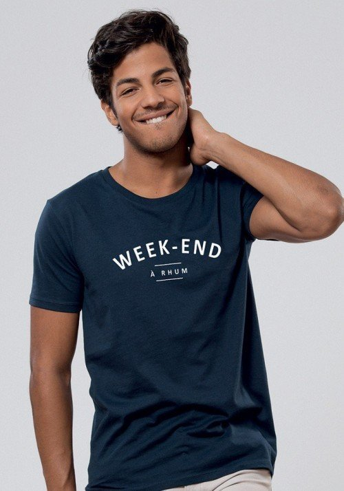 Week end à rhum T-shirt Homme