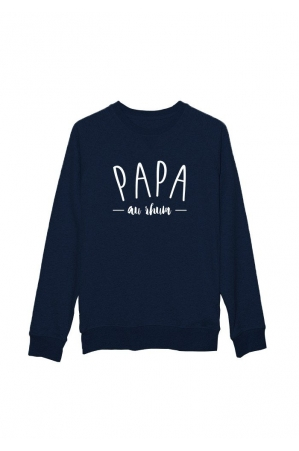 Papa au Rhum Sweat Homme