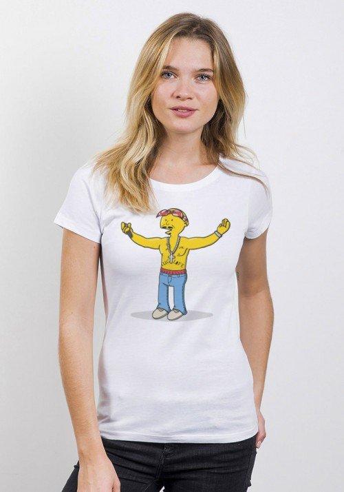 2 pac man - T-shirt Femme