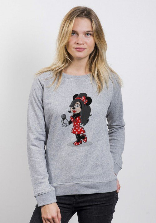 AMinnie WineMouse - Sweat Femme
