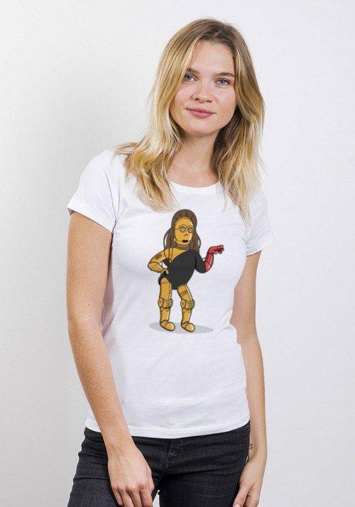 BeyonC3poB7 T-shirt Femme