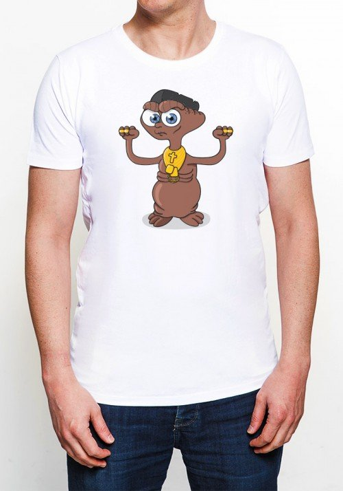 Mister ET Tee-shirt Homme