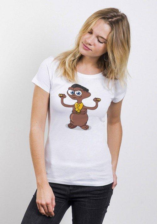 Mister ET - T-shirt Femme