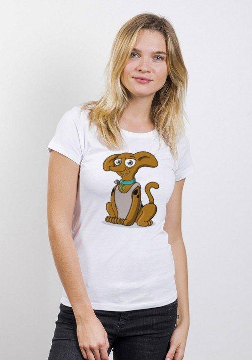 ScoobyDobby - T-shirt Femme