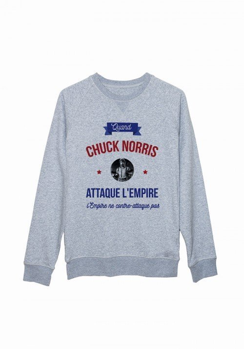 Chuck et l'empire - Sweat Homme