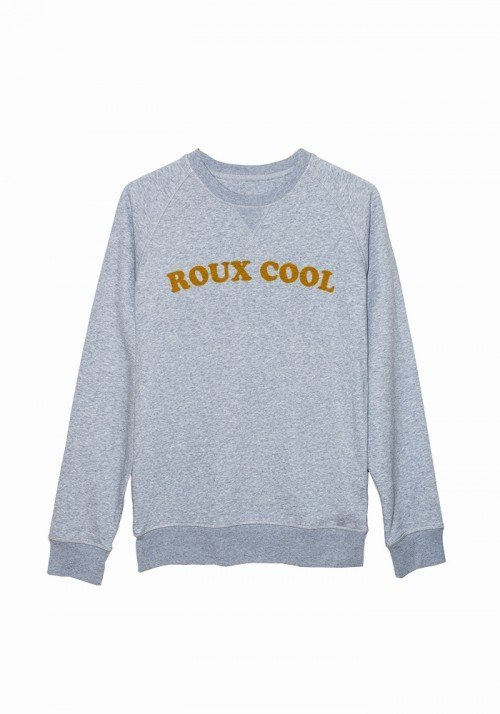 Roux cool - Sweat Homme