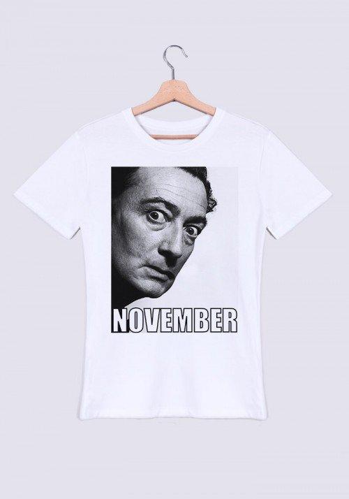 NOvember Tee-shirt Homme