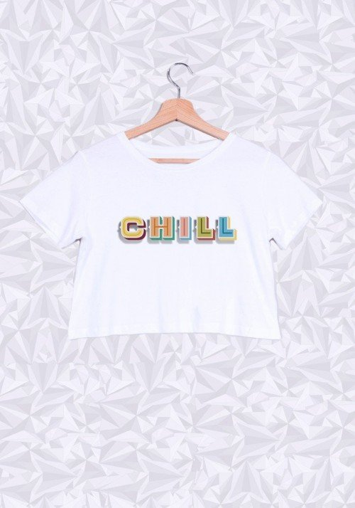 Crop Top Chill