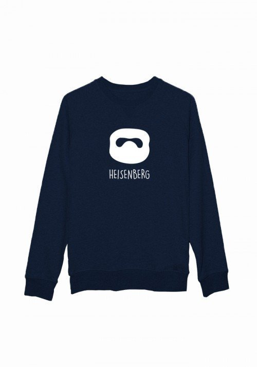 Moustache Heisenberg - Sweat Homme