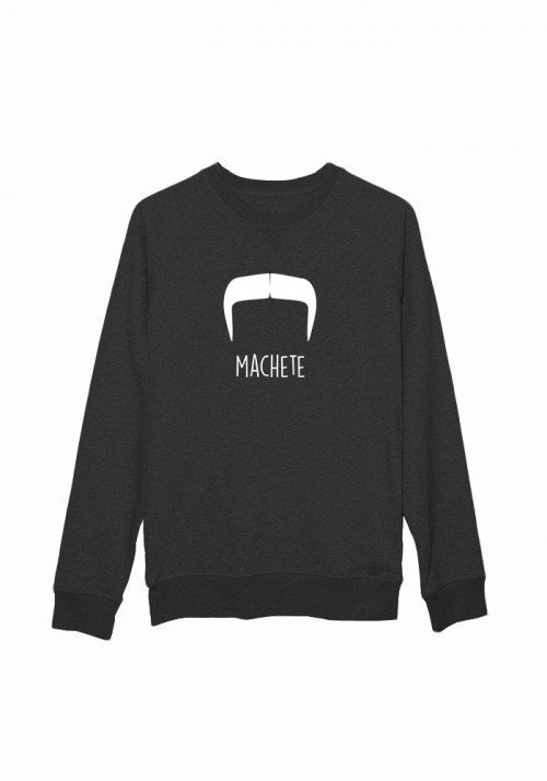 Moustache Machete - Sweat Homme