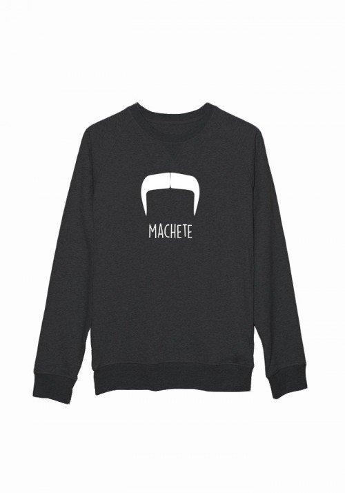Moustache Machete - Sweat Femme