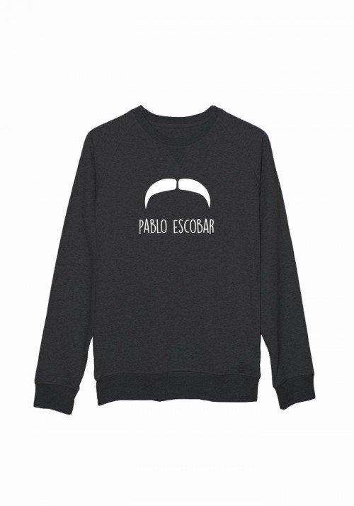 Moustache Pablo - Sweat Homme