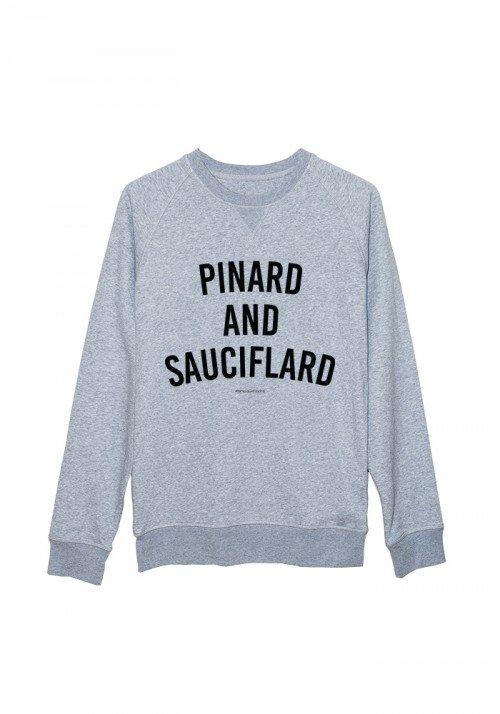 Sweat Pinard and Sauciflard