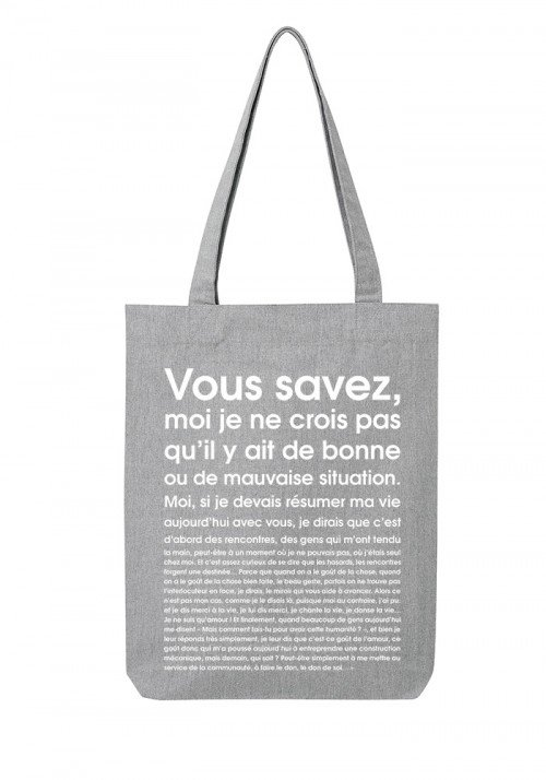 Coin définition Totebag