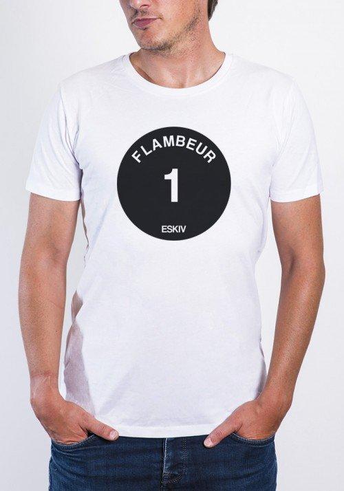Flambeur  - Tshirt Homme