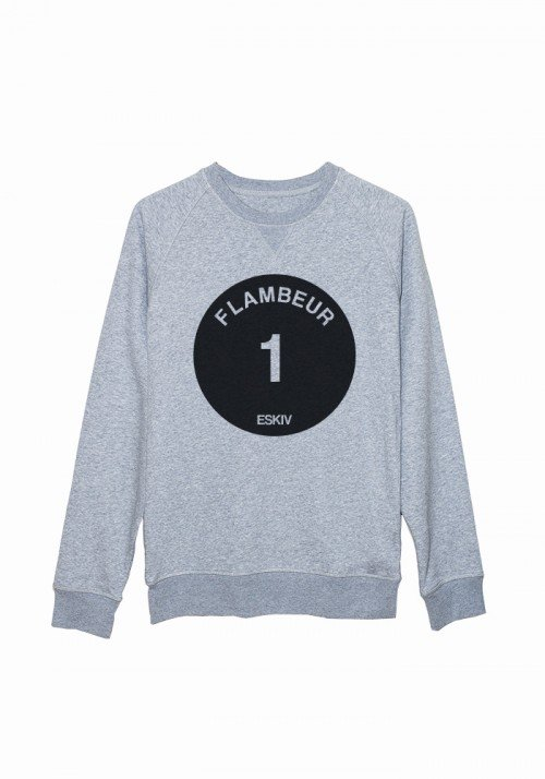 Flambeur - Sweat Homme