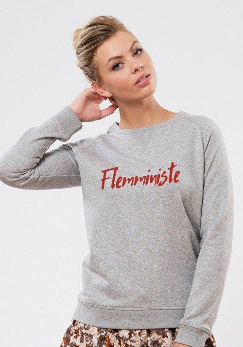 Flémministe Sweat Femme
