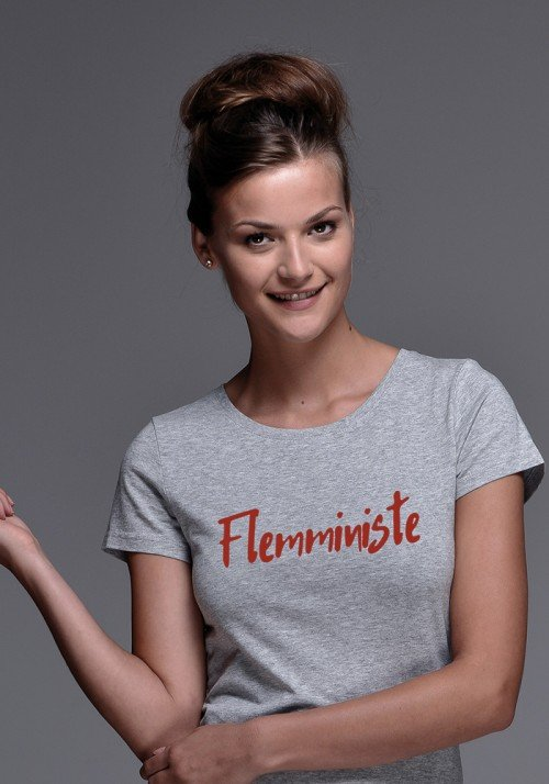 Flémministe T-shirt Femme