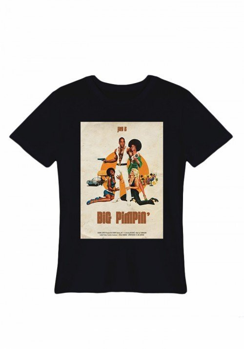 Big pimpin Tee-shirt Homme