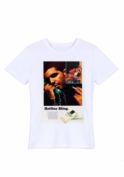 Hotline Bling Tee-shirt Homme