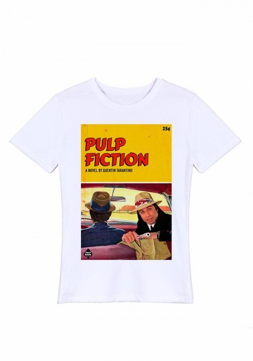 Pulp fiction Tee-shirt Homme