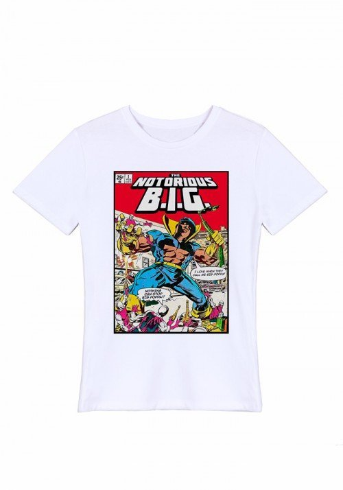 The notorious big  Tee-shirt Homme