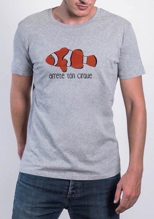 Arrête ton cirque Tee-shirt Homme