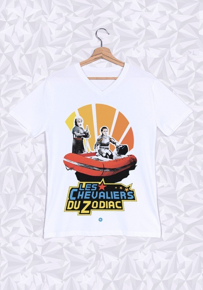 Tshirts Homme CV Le Zodiac