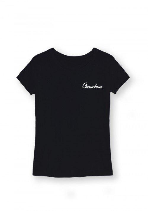 Chouchou T-shirt femme col rond